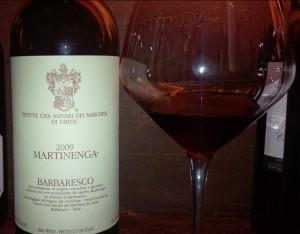 Martinenga Barbaresco Docg