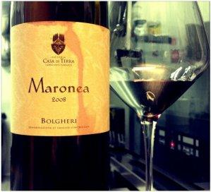 Maronea Bolgheri 2008 doc