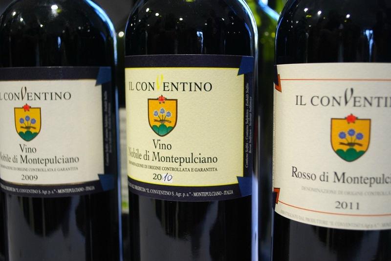 Wine review #2 Nobile di Montepulciano Docg 2010 – IL Conventino
